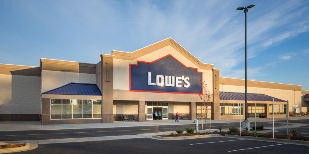 Lowe's Survey reward
