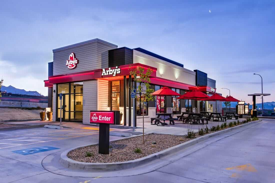arbys survey