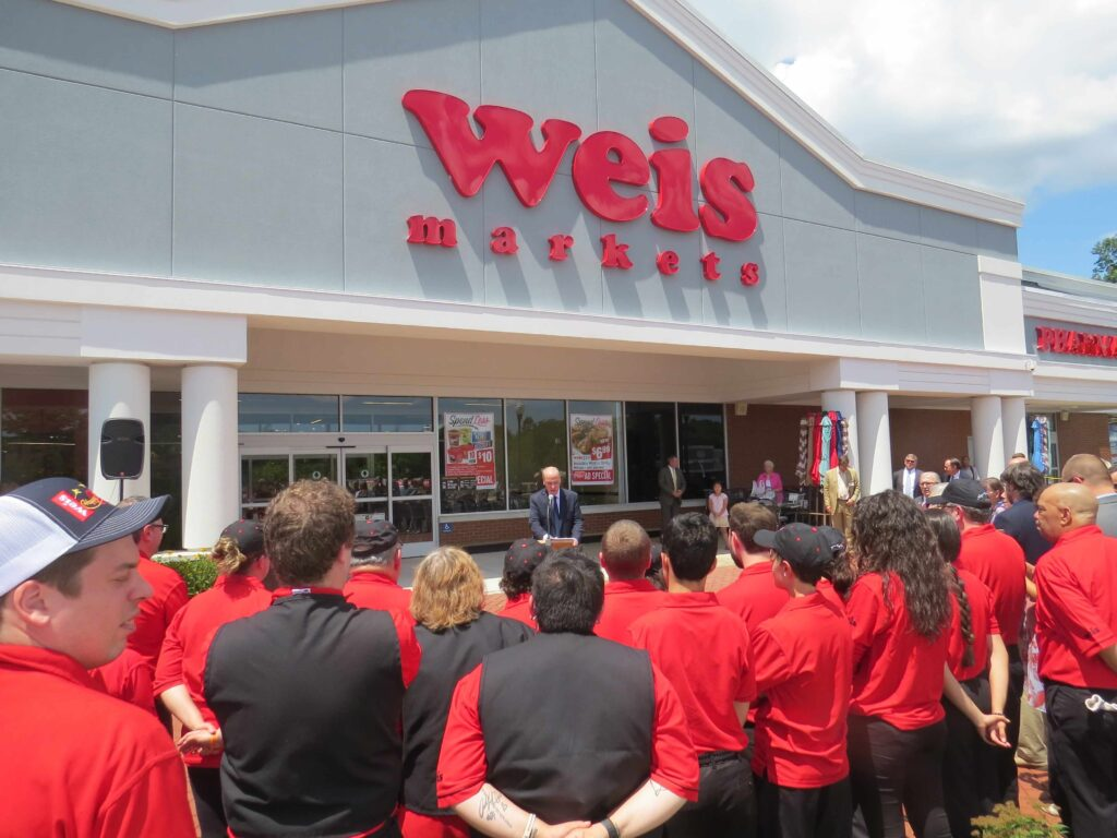 About Weis Feedback Customer Satisfaction Survey