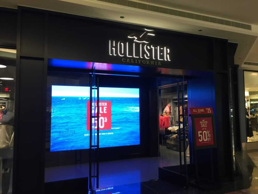 Hollister Customer Satisfaction Survey guide