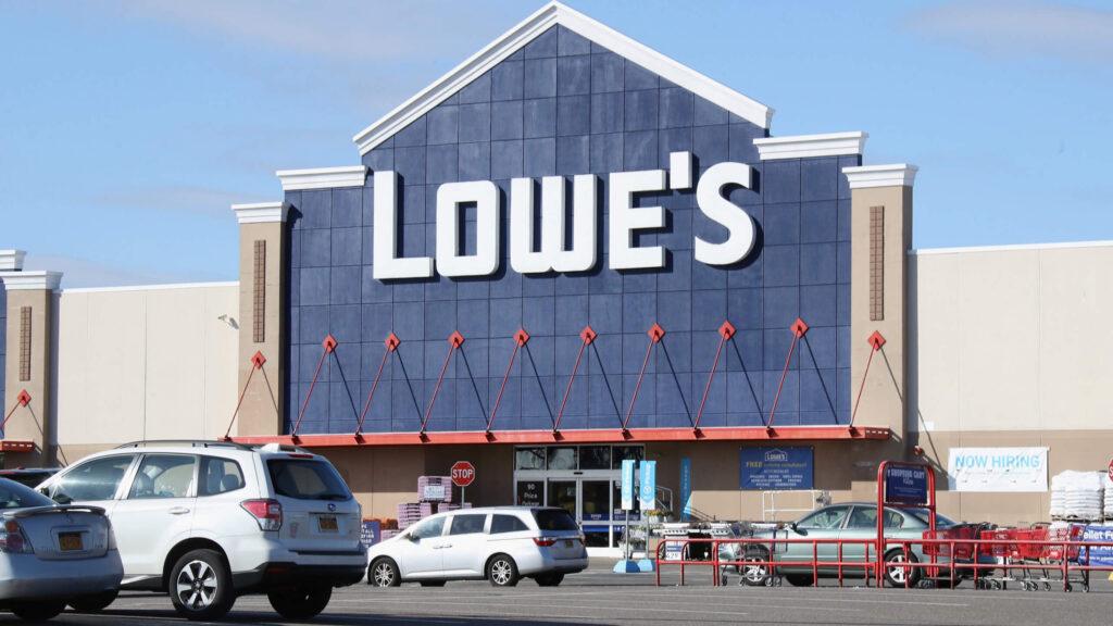 Lowe's Survey Reward