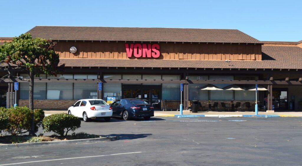 Vons Customer Satisfaction Survey