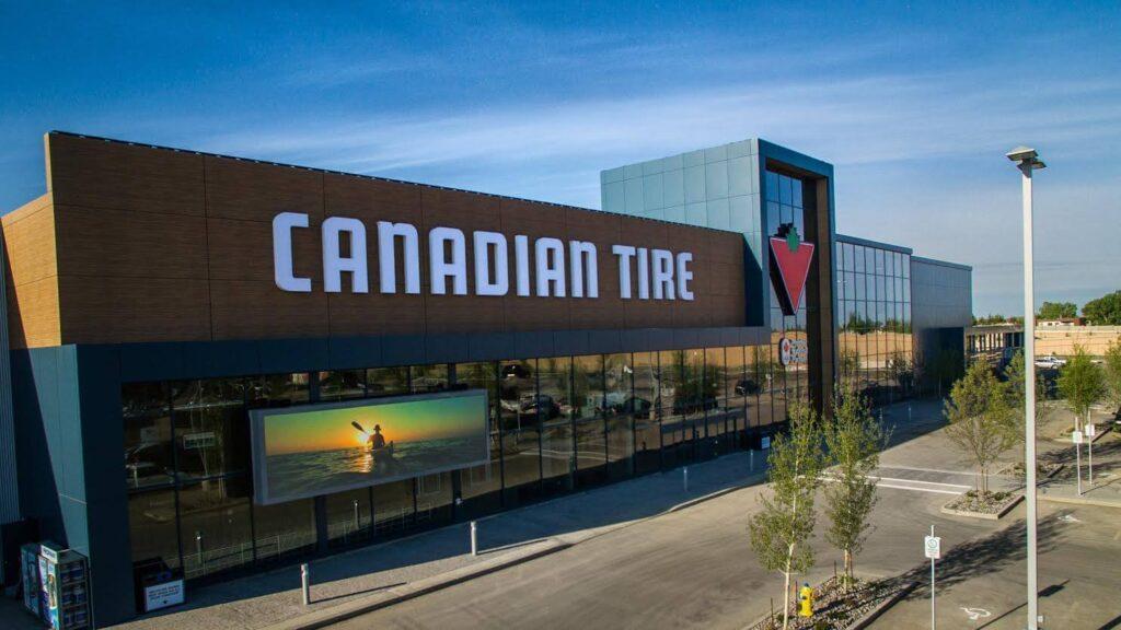 Canadian Tire Customer Satisfaction Survey