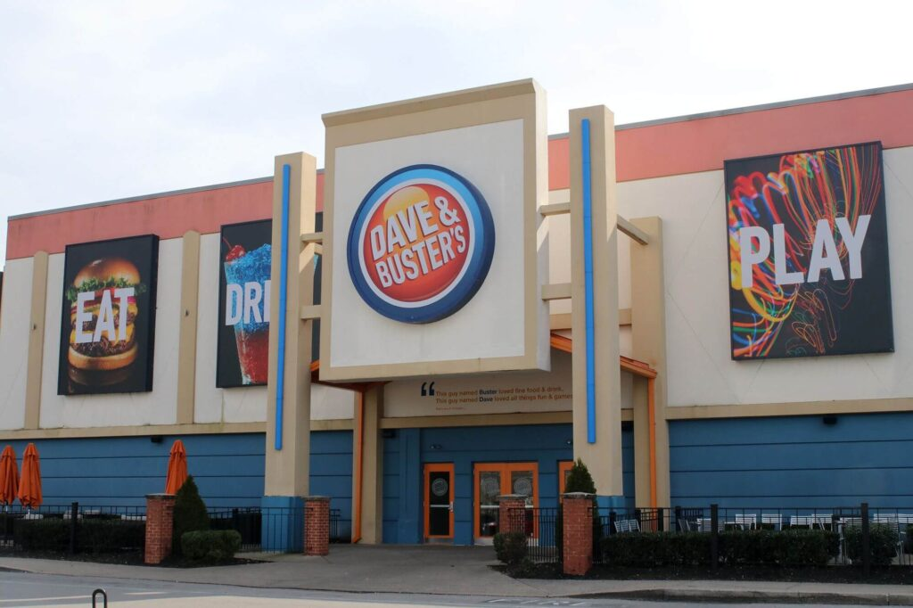 Dave & Buster's Customer Satisfaction Survey