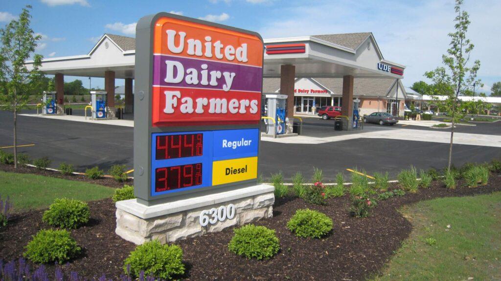 United Dairy Farmers Feedback
