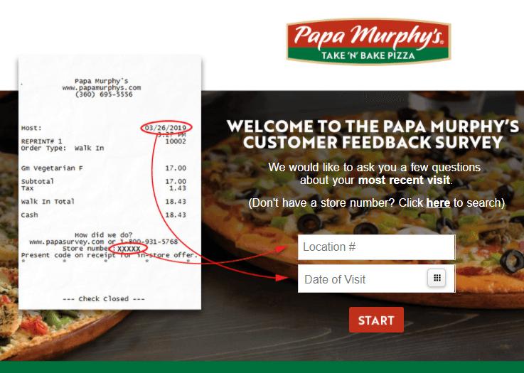 papasurvey.com
